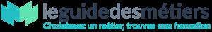 Logo Leguidedesmétiers
