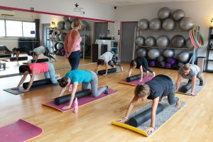 Logo Instructrice, Instructeur Pilates
