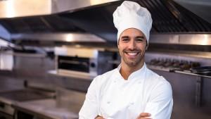Logo Chef cuisinier