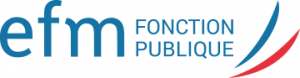 Logo EFM Fonction Publique