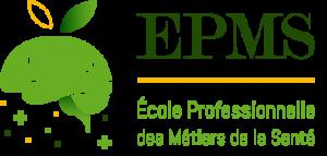 Logo EPMS - Ecole professionnel des métiers de la santé