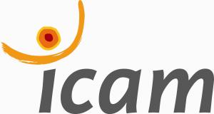 Logo ICAM - Nantes