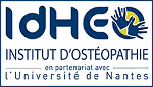 Logo Institut des hautes études ostéopathiques Nantes