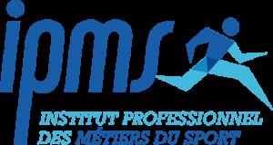 Logo IPMS - Institut Professionnel des Métiers du Sport