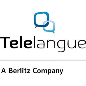 Logo  TELELANGUE