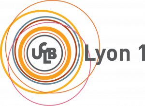Logo  Université  Lyon 1 Claude Bernard