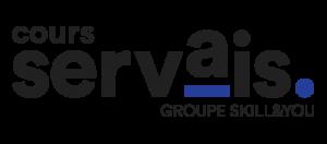 Logo Cours Servais concours fonction publique